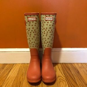 Flower Hunter tall boots